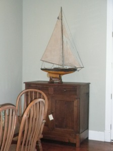 great sailboat for sculpture/mirror to come