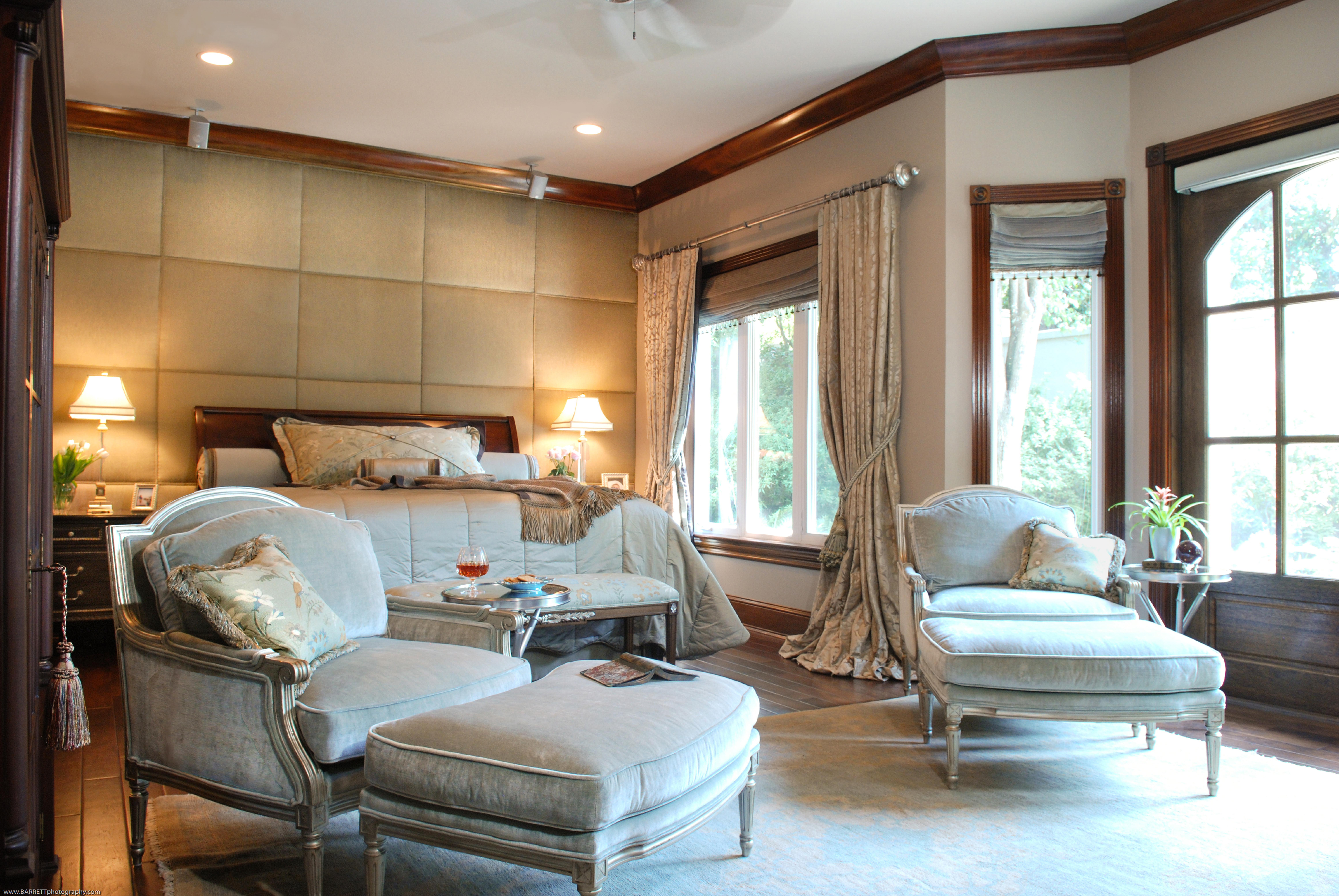AND THE WINNER ISTHE MOST ROMANTIC BEDROOM IS DESIGNER DINER - Award winning bedroom designs