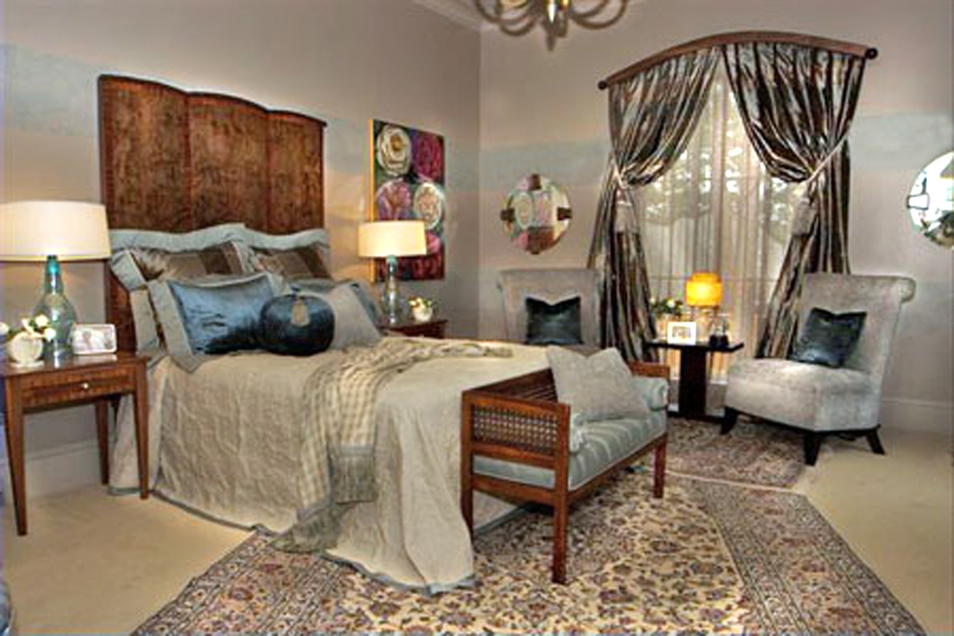 Art Deco Bedroom Design - Interior Design