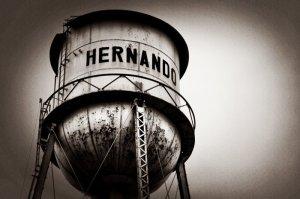 Hernando Water Tower