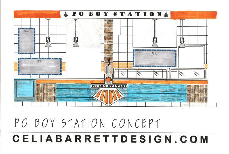 Po Boy Station